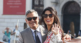 Amal Alamuddin, George Clooney, and Their Glamorous Water-Taxi Wedding