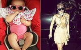 Kelly Clarkson's Baby Girl Is Already Getting Fashion Compliments From Lady Gaga