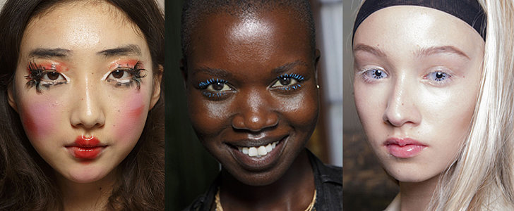 Chanel, Saint Laurent, and More! The Best Beauty Looks From Paris Fashion Week