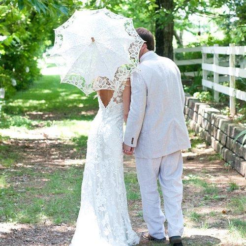 Vintage Backyard Country Wedding Inspiration