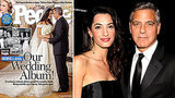 George Clooney and Amal Alamuddin's First Wedding Photo Is Here!
