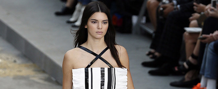 Kendall Jenner Walks Chanel . . . and Officially Wins Paris Fashion Week
