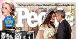 George Clooney And Amal Alamuddin's Wedding Photos Grace People Magazine