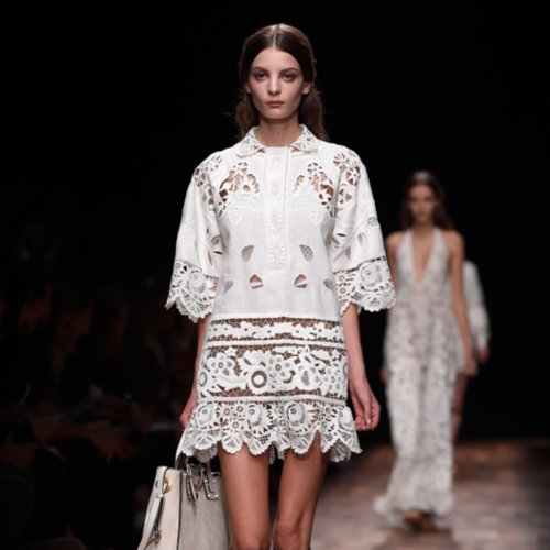 Valentino Spring 2015 Show | Paris Fashion Week