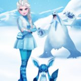 Frozen Pokemon Illustration