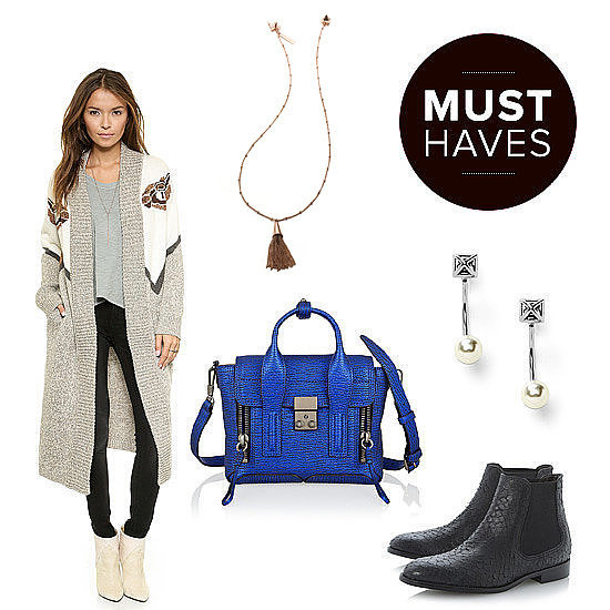 Layer Up With October's Most Coveted Fashion Must Haves