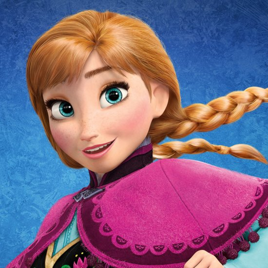Here's Your Chance to Talk to Frozen's Princess Anna in Real Life