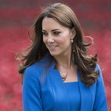 Kate Middleton Pregnancy Appearances 2014
