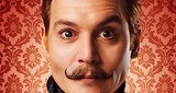 These Four Exclusive 'Mortdecai' Posters Feature Must-See Mustaches