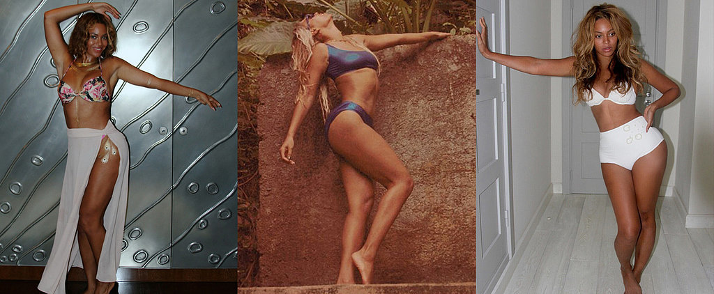 The 15 Best Bikini Photos That Beyoncé Has Blessed Us With