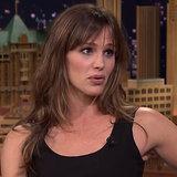 Jennifer Garner's Impression of Ben Affl