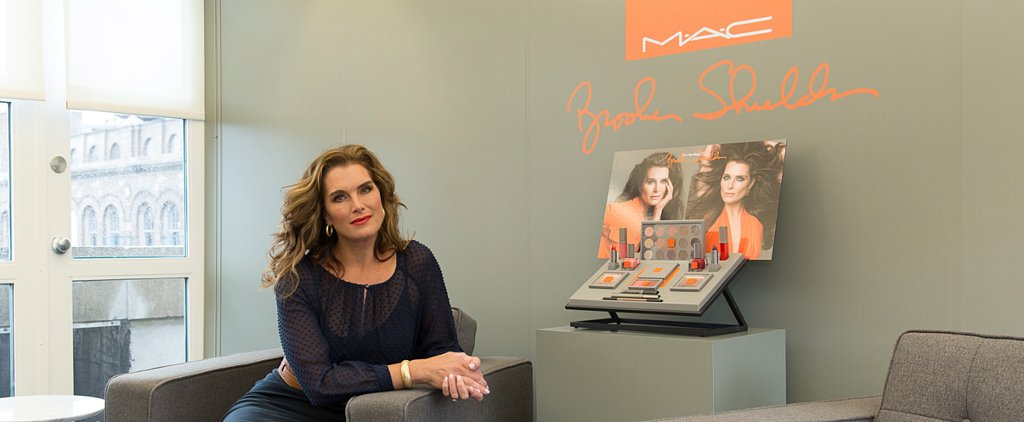 "Brooke Shields: ""Confidence Is the Most Beautifying"" Characteristic"