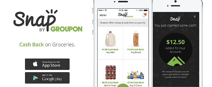 New Groupon App Will Save You Money at the Grocery Store