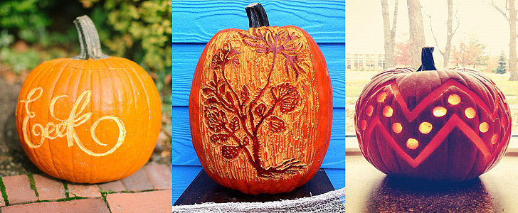 Take Pumpkin Carving to The Next Level with These Stylish Ideas