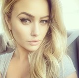 Australian Model Simone Holtznagel Guess Contract Instagram