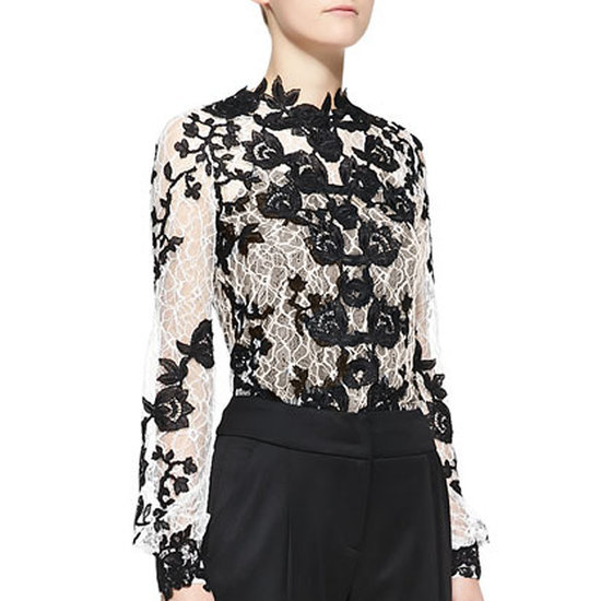 Top It Off: How We're Wearing Lace