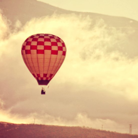Hot Air Balloon Proposal Fails, but Not How You Would Think