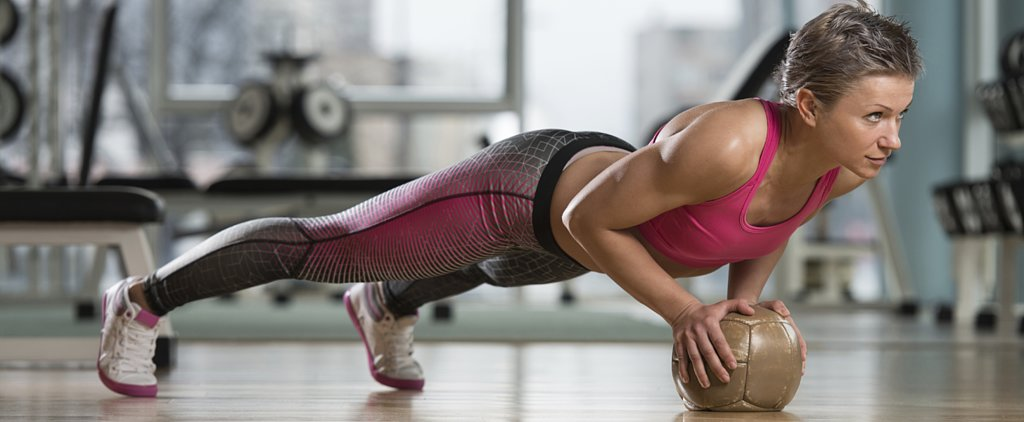 9 Ways to Amp Up a Push-up