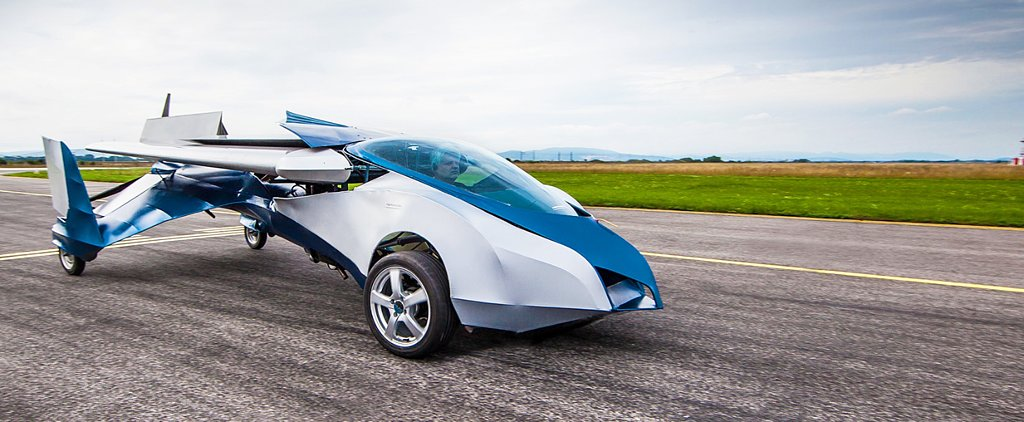 This Flying Car Is Better Than Anything the Jetsons Imagined