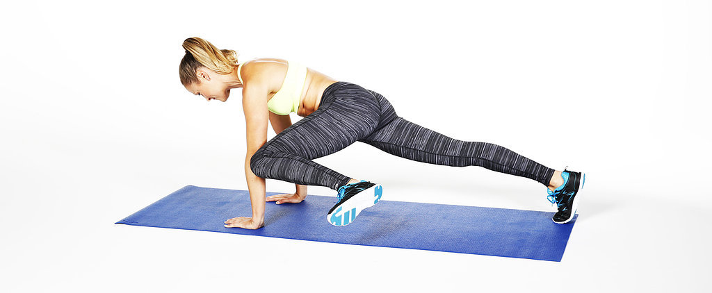 5-Minute, Fat-Blasting Bodyweight Workout