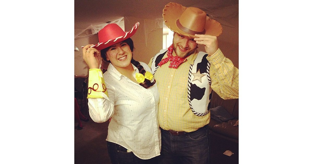 Jessie and Woody From Toy Story 2 | Think Outside the Princess Box ...