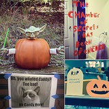 Geeky Halloween Decorations