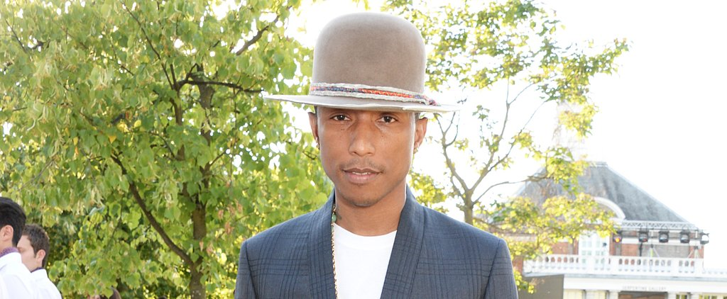 We're Totally on Board With Pharrell's Latest Line of Bags