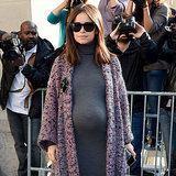 Styling Tricks For Pregnant Women