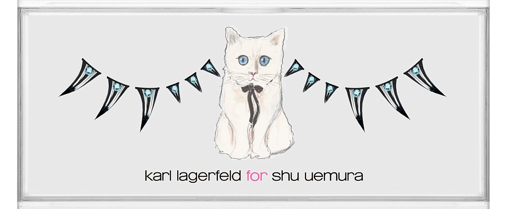 The Purr-fect Choupette x Shu Uemura Collaboration Is Available Now!