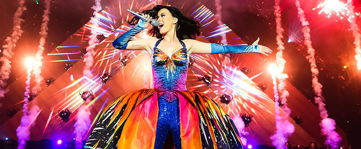 What Katy Perry's Super Bowl Halftime Show Could Look Like