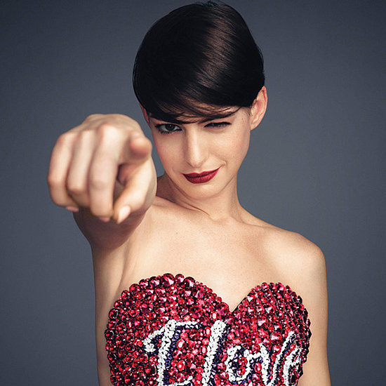 Anne Hathaway Harper's Bazaar 2014 Hollywood Backlash