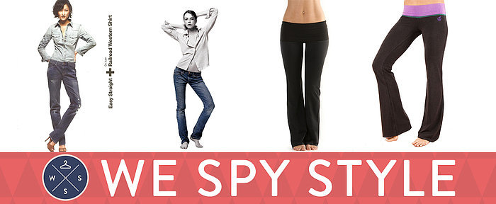 We Spy: Is America Ditching Denim For Yoga Pants?