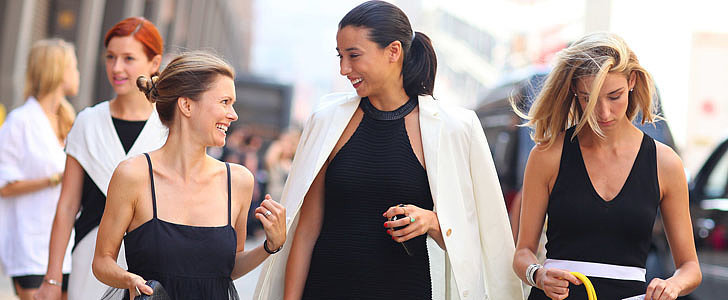 POPSUGAR Shout Out: Add Life to Your Little Black Dress