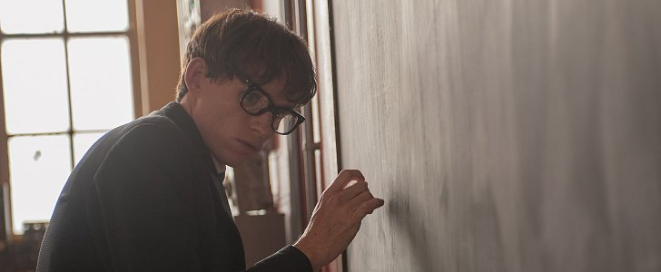 """Eddie Redmayne Reveals His """"Collection"""" of Fears About Playing Stephen Hawking"""
