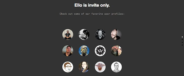 Is Ello the New Facebook?