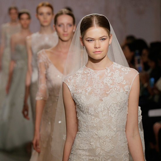 Bridal Fashion Week Wedding Dress Trends for 2015