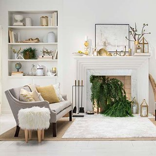 Affordable Cozy Decor