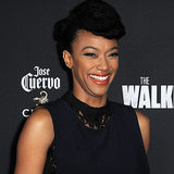 Sonequa Martin-Green Interview For The Walking Dead | Video