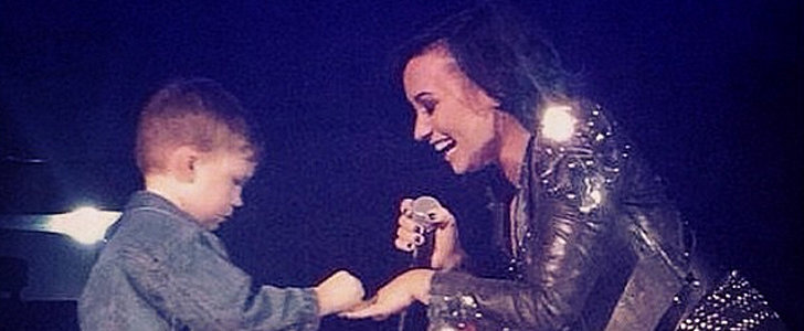 Demi Lovato Is Engaged — but It's Not What You Think