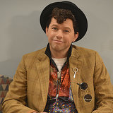 Jon Cryer Dresses Like Ducky on Two and a Half Men