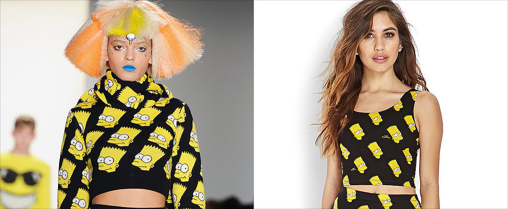 D'oh! Did Forever 21 Just Knock Off Jeremy Scott With Its Simpsons Collection?