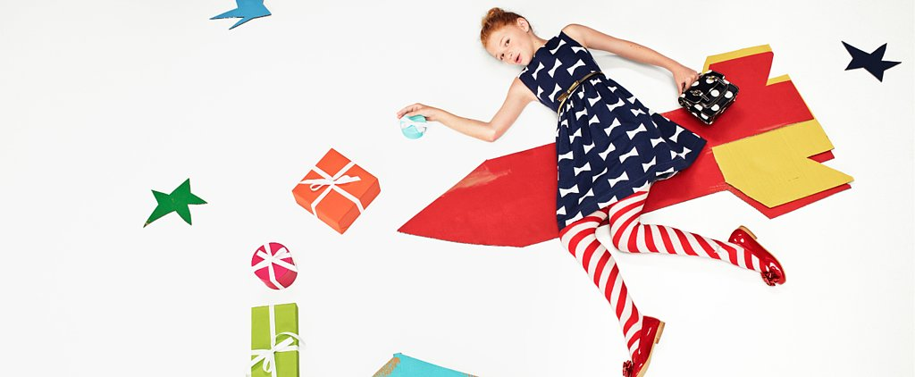 The Countdown Is On: Kate Spade and Jack Spade For GapKids Is Coming (Very) Soon!