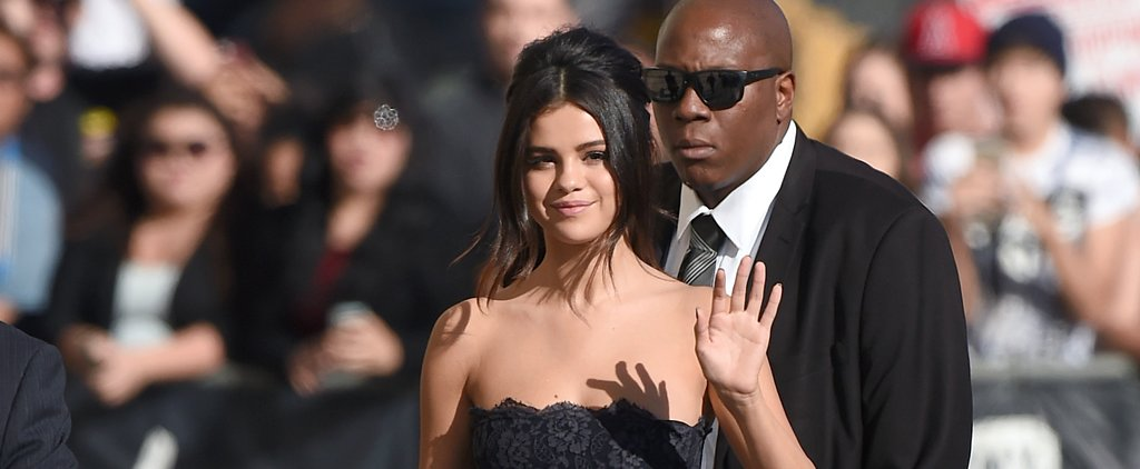 Selena Gomez Channels Olivia Pope in a Navy Power Dress — How'd She Do?