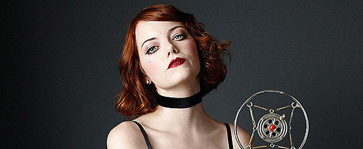 How to Channel Emma Stone's Sexy Cabaret Look