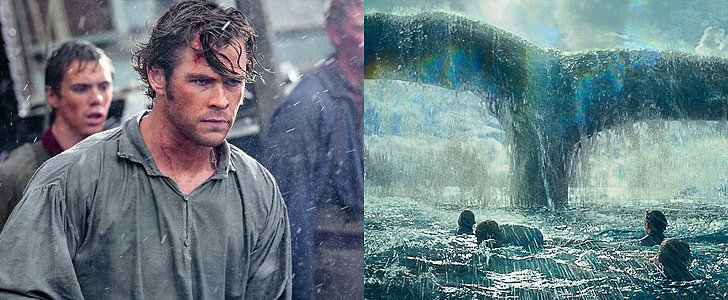 "Chris Hemsworth Battles a ""Demon"" Whale in Ron Howard's Epic Trailer"