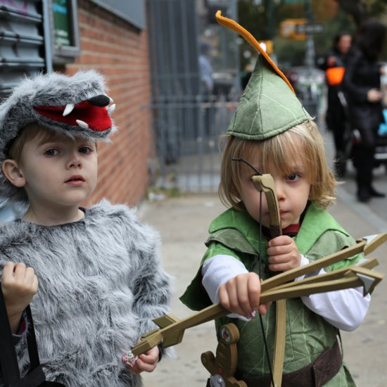 10 Best Cities to Trick-or-Treat In