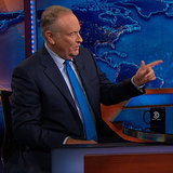 Watch Bill O'Reilly and Jon Stewart Clash Over White Privilege