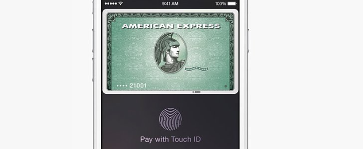 Leave the Wallet at Home and Use Apple Pay