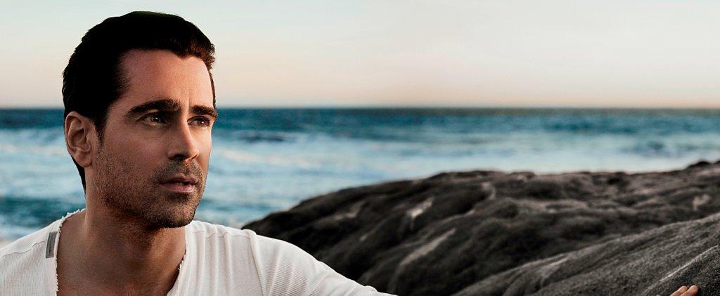Colin Farrell's New Dolce & Gabbana Cologne Ad Will Make You Drool