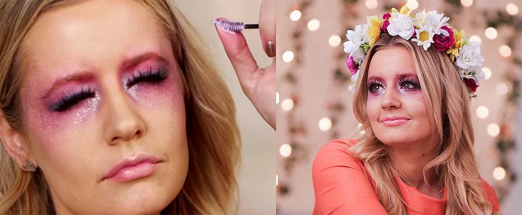 Halloween Upgrade: A Stellar Take on Fairy Makeup